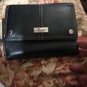 Black Buxton Wallet